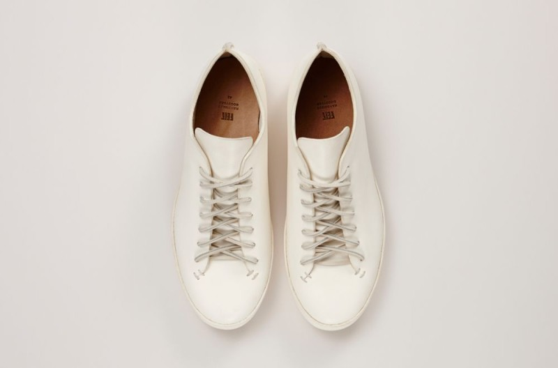 4 - FEIT shoes - hs - low white
